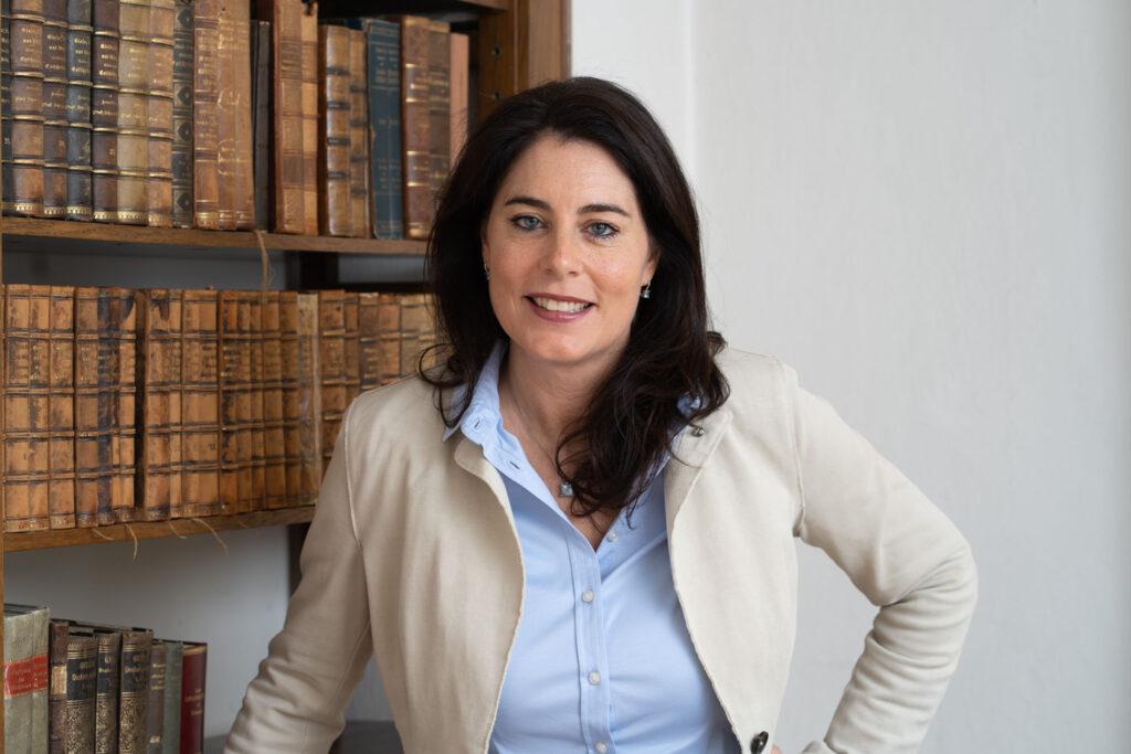 Portrait von Rechtsanwältin Dr. Christine Monticelli