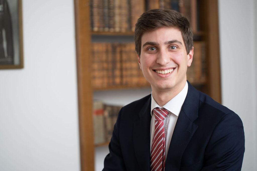 Rechtsanwalt Mag. Xavier Dyck